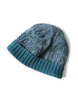 Kapital 7G Wool GAUDY Knit CAP Gray Made in Japan - $199.99