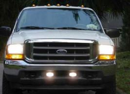 Hella Optilux 1472 Fog Lamps for 1999-2007 Ford Super Duty F250 F350 F45... - $89.99