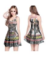 Motley Crue Reversible Women Dresses - $21.80+