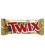 Twix Caramel Cookie Bars 1.79 OZ (Pack of 26) + (10 Pack of M&M Milk Cho... - $1.505,28 MXN