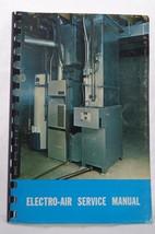 Vintage Emerson Electro-Air Manual de Mantenimiento Tthc - $24.75