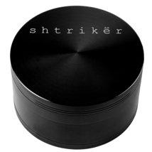 "Shtriker 4 Layers Aluminum Large Herb Grinder 4"" (10 cm) Tobacco Crusher... - $29.90"