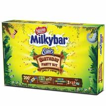 Milkybar Eclairs Birthday Party Kit Pack, 720g | Birthday | Chocolates | - $23.00