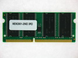 MEM2801-256D 256MB DRAM Memory for Cisco 2801 Router