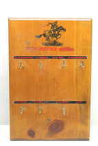 Vintage Winchester Western Gun Rifle Bullet Wood Store Display Olin Corp - $92.57