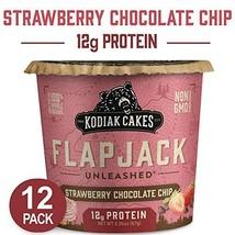 Kodiak Cakes Pancake On the Go, Strawberry Dark Chocolate, 2.37 Oz Pack ... - $31.34