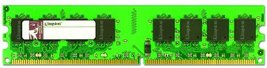 Kingston Technology 1 GB DIMM Memory 2 400 MHz (PC2 3200) 240-Pin DDR2 S... - $9.54