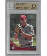 Matt Harvey 2006-07 Team USA Baseball Rookie Baseball Card #45- BGS Grad... - $24.95