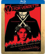 V for Vendetta Limited Edition Steelbook [Blu-ray] - $17.95