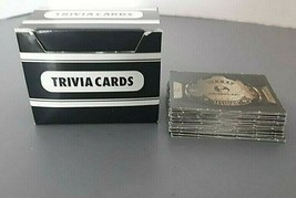 1998 WWF Wrestling Trivia Game 800 Questions 160 Cards Only (No Wrestler Cards) - $9.89