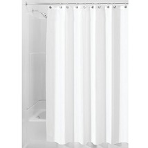 InterDesign Waterproof Mold and Mildew-Resistant Fabric Shower Curtain, 72-Inch  - $11.13
