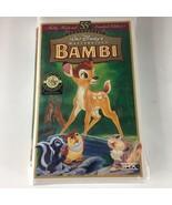 NEW!!  Bambi - Walt Disney Masterpiece 55th Anniversary Limited Edition ... - $12.18
