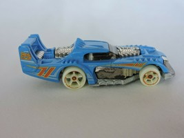 Hot Wheels Race-Night Storm Two Timer Blue Car Collectible Mattel 2014 #... - $5.40