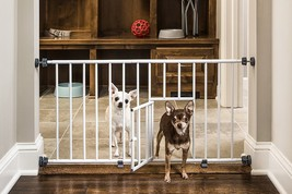 Heavy Duty Carlson Puppy / Small Dog Gate Step Over Baby Safety Little P... - $31.08