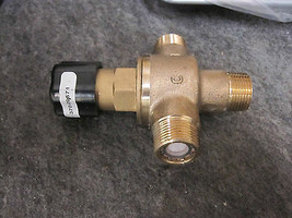 """LEONARD MIXING VALVE MODEL 370  3/4"""" INLETS AND OUTLET New image 1"""