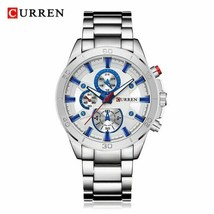 Curren Waterproof High Quality Metal Watch (Dial 4.5mm) - 8275 - $12.95