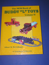 """THE NEW BOOK OF  BUDDY """"L"""" TOYS VOLUME 2 - $150.00"""
