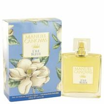 L'ile Bleue by Manuel Canovas Eau De Parfum Spray 3.4 oz for Women - $50.40