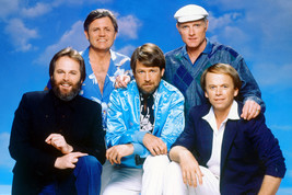 The Beach Boys 1980's Line-Up 18x24 Poster - $23.99