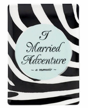 Kate Spade A Way With Words I Married Adventure Vanity/Jewelry Tray B&W New - $29.90