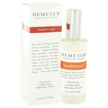 Demeter Sandalwood by Demeter 4 oz Cologne Spray for Women - $27.70