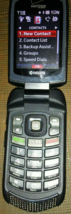 Kyocera DuraXV + E4520 PTT (Verizon) Prepaid Page Plus 3G Rugged Flip Cell Phone - $5.75