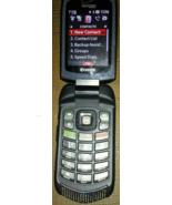 Kyocera DuraXV + E4520 PTT (Verizon) Prepaid Page Plus 3G Rugged Flip Ce... - $9.39