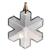 Swarovski Crystal Snowflake Prism image 1