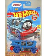 2020 Hot Wheels Thomas & Friends #125 HW Metro 3/10 LOCO MOTORIN Blue w/... - $8.50