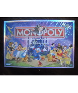 Monopoly Game 2001 The Disney Edition Hasbro Parker Brothers Factory Sea... - $34.99
