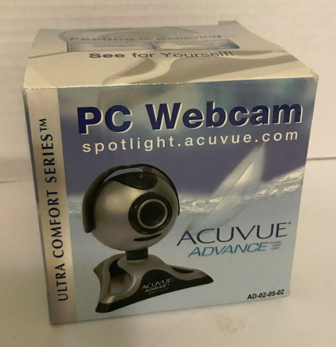 Primary image for PC Webcam #ad020502 Acuvue Advanced USB