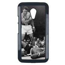 Muhammad Ali Motorola Moto E case Customized premium plastic phone case,... - $11.87