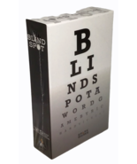 Blind Spot A Word Family Game Richard Vickery Sparks Works Factory Seale... - $29.69