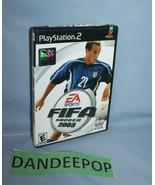 FIFA Soccer 2003 (Sony PlayStation 2, 2002) - $8.90