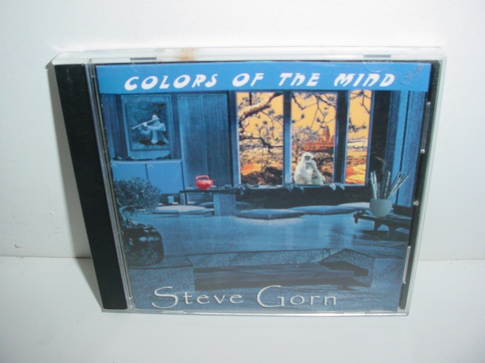 Colors of the Mind by Steve Gorn Music CD