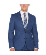 JF J.Ferrar Ultra Comfort Stretch Slim Fit Suit Jacket Size 40 LNG Slate... - $49.99