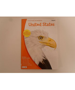 Workbook United States  with stickers Grade 1 Kids Activity Book By Bendon - $2.95