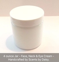 ANTI-AGING Face, Eyes & Neck Cream - Fine Lines, Wrinkles - Your Choice - 4 Oz. - $14.99