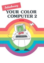 TRS-80 Introducing Your Color Computer 2 * Tandy Color Computer 2 * PDF * CDROM - $8.99