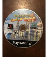 Shrek Smash n' Crash Racing (Sony PlayStation 2, PS2) GAME DISC ONLY ~ 2006 - $2.96