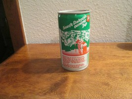 South Dakota SD Turning 7up vintage pop soda metal can Mount Rushmore - $10.99