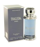 Thallium by Parfums Jacques Evard Eau De Toilette Spray 3.3 oz - $14.05