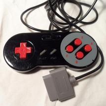 Retro-Bit Retro Duo, Red/Black wired controller - $9.90