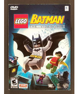 LEGO Batman: The Videogame Apple Mac 2009 New Sealed - $15.00