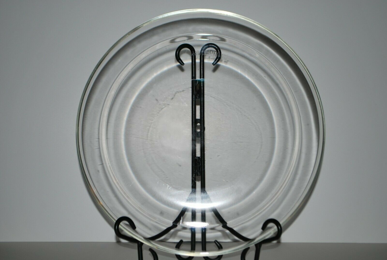 "Discontinued Vintage Pyrex Ovenware Corning Glass #212 Pizza Pan 12""  image 2"