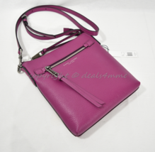 NWT MARC By Marc Jacobs M0010062 Shoulder/Crossbody Bag Wild Berry-Magen... - $199.00