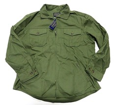 NWT Pendleton Army Green Full Zip Up Jacket Adult Men's Size X-Large 100... - $197.95