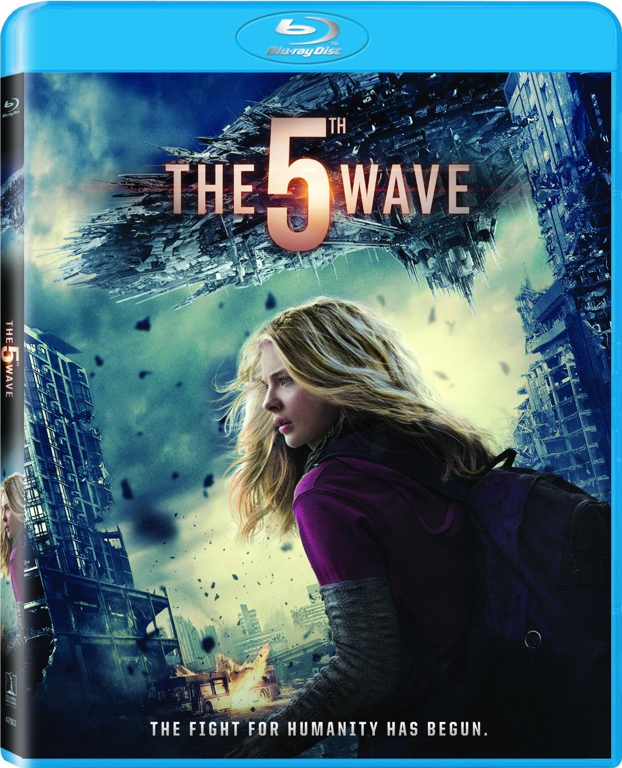 The 5th Wave (2016) Blu-ray