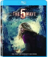The 5th Wave (2016) Blu-ray  - $2.95