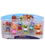 TARGET EXCLUSIVE Disney Junior Muppet Babies Playroom Figure Set - $27.49